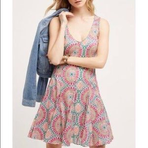 Anthropologie HD Paris Dress Size 8 NWT